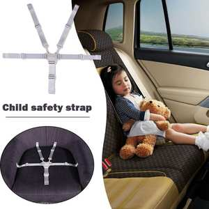 Essential-Accessories Child Strap Pushchair-Harness Stroller Safety-Bands Necessary Adjustable