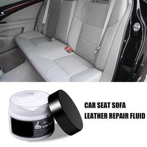 Image 2 - Kit de reparación de cuero de Ca, herramienta de Restauración Universal para el cuidado del coche, líquido para el asiento de la piel, abrigos, grietas y arañazos