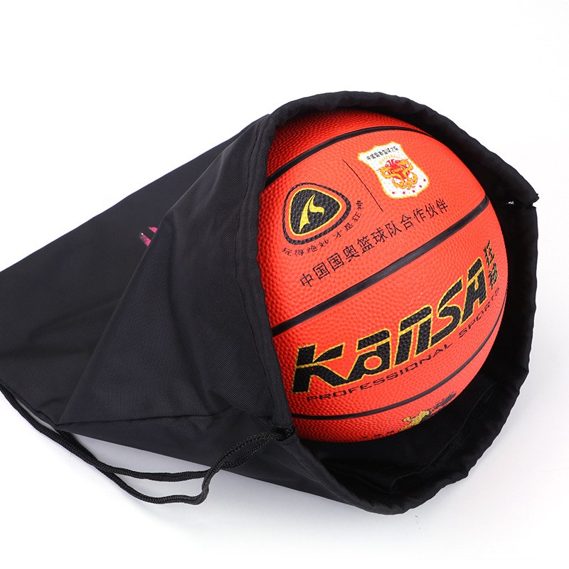 Basketball Bag Customizable Kobe Large-Volume Backpack James Sports Bag Soccer Package Nylon Drawstring Bag