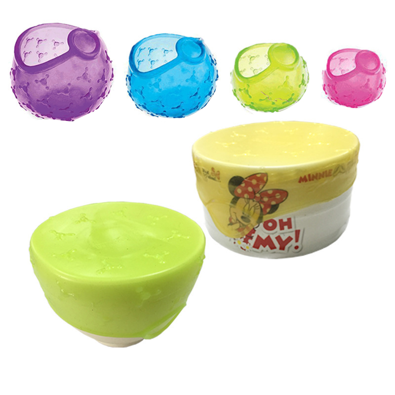 Многоразовые силиконовые Еда Обёрточная бумага 4 шт./компл. силиконовая крышка для еды Еда крышка свежие фрукты свежие для Кухня посуда