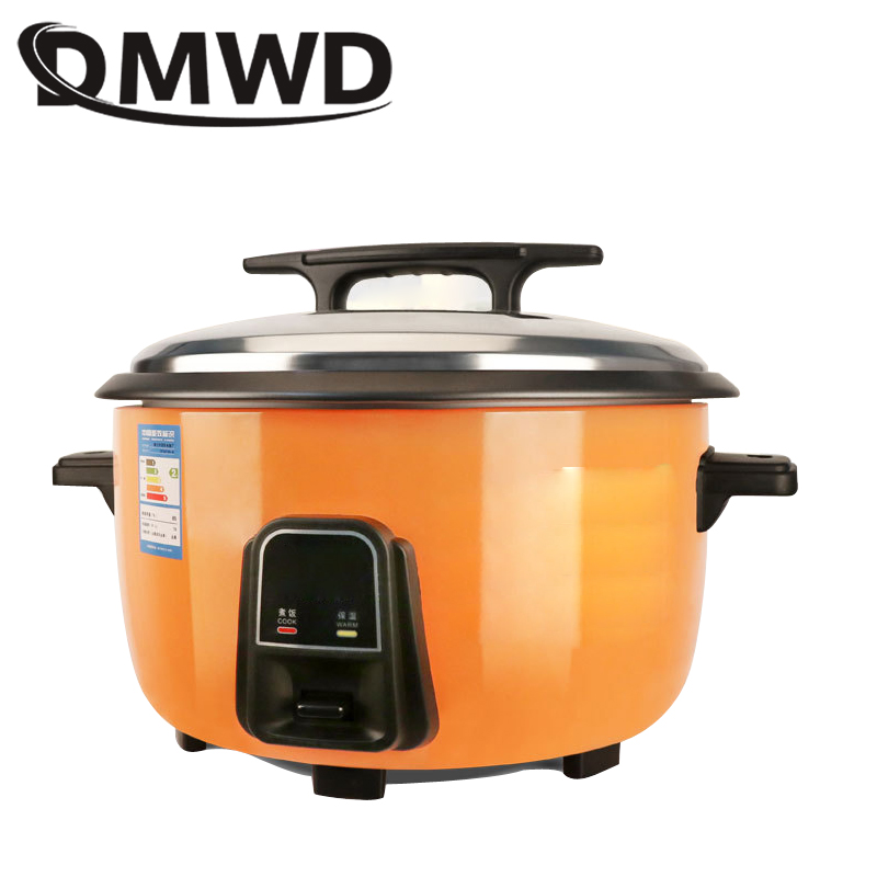 Commercial electric pressure rice cooker 10L intelligent smart rice steamer non stick rice pot for canteen restaurant EU US plug|electric pressure pot|electric pressure cookerpressure cooker electric - AliExpress