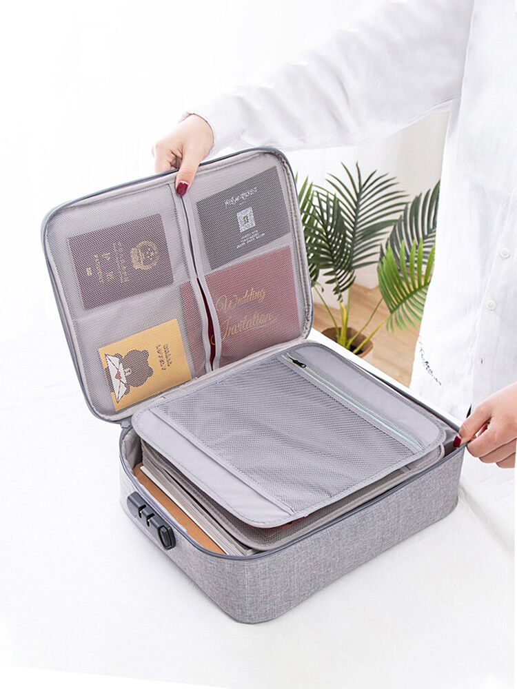 Wallet Organizer Case Pouch Box-Accessories Insert-Handbag Cash-Holder Travel-Bag Credit-Card
