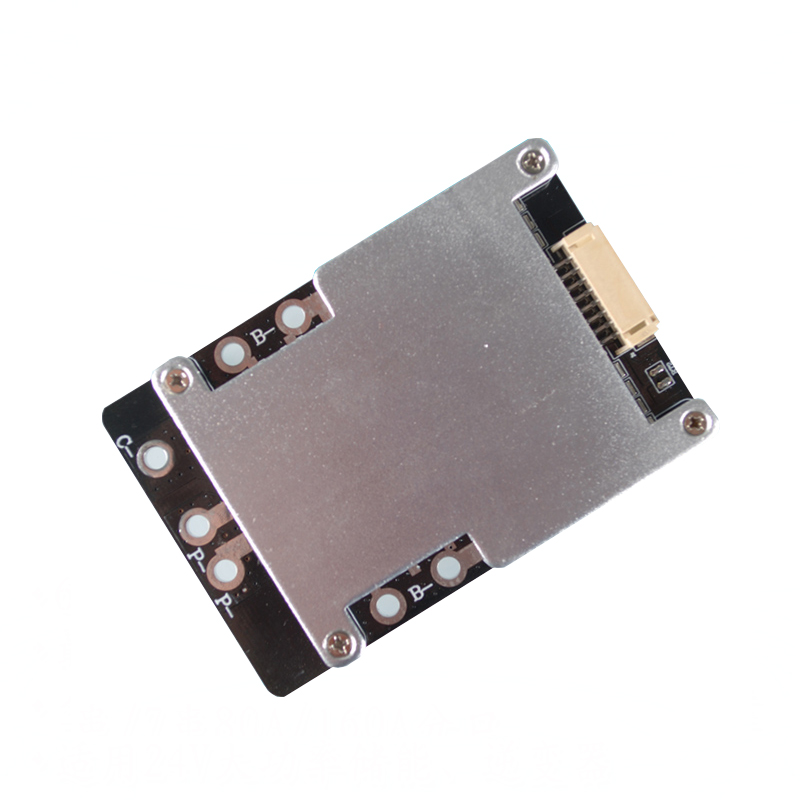 6S 7S 8S 20A 30A 80A 150A BMS Iron Lithium Battery Charger Protection Board 24V 6S Lifepo4 BMS 18650 PCB Circuit Balancer Module