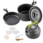 Camping Cookware Set...