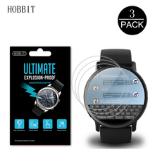 3PACK Smart Watch Explosion-Proof Screen Protector For LEMFO LEMX LEM X Smartwatch Anti-Scratch Anti-Shock LCD Protection Film