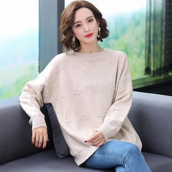 Women's wear 2019 new winter clothing cotton cashmere sweater cashmere sweater sweater sweater sweater sweater, soft фото