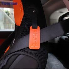 1 шт. держатель ремня безопасности подходит для- Smart Fortwo Forfour 453 защита сиденья водителя шеи дополнительная игла