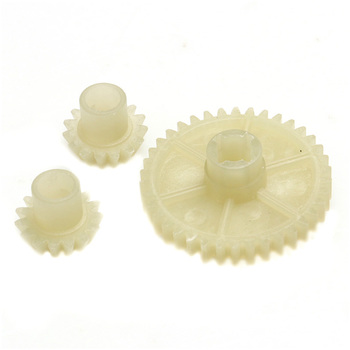 RC Car DIY Kids Reduction Gear Worm Toy Parts Replacement For Wltoys Accessories Durable Speed Plastic White A969 A979 A949 A959