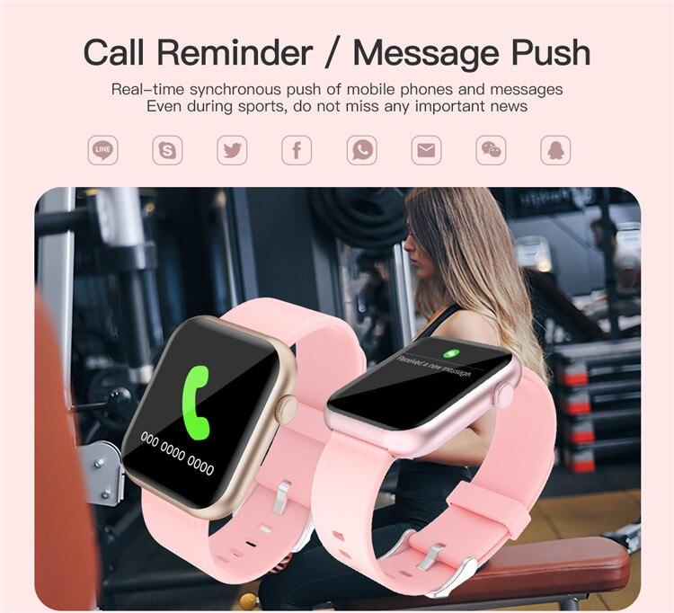 H7c42119346884f4e8b5600b15ac2ee662 Oxygen Monitor Smart Watch 2020 Blood Pressure Smartwatch