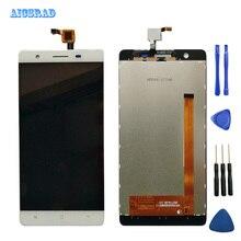 AICSRAD para CUBOT S550 pantalla LCD + pantalla táctil digitalizador Panel de vidrio ensamblado para S 550 Pro S550PRO 1280x720 teléfono celular