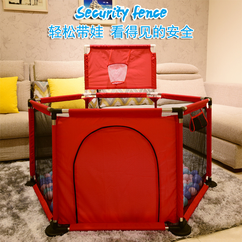 Fabric Game Fence Children's Tent Baby Toys Baby Safety Explosive Toys