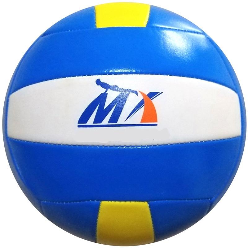 Ball 5# Standard Volleyball Durable Soft Touch PU Outdoor Beach Indoor Training Adult Sports Game Volei Handball