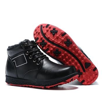 Golf Shoes women hiking outdoor Sneakers Automatic Revolving Spikes Non-slip Breatheble Golf Shoe golfschoenen heren size35-40