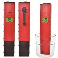ORP 2069 LCD Digital Tipo Caneta ORP Testador ORP Medidor de Quantidade de Água Da Piscina Backlight Potencial de Redução de Oxidação mV Com a Caixa de Ferramentas|Medidores de PH|   -