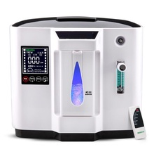 DDT 1A Top grade 90% high purity 6L flow home use medical portable oxygen concentrator generator