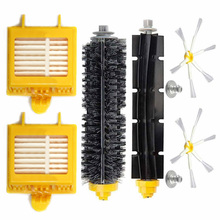 Beater Screws Filter Brushes Kit For iRobot Roomba 700 Series 760 770 780 Cleaning tools Floor
