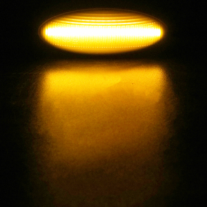 Image 4 - Turn Signal Light A Pair For Toyota Yaris COROLLA Auris Mk1 E15 RAV4 Mk3 Blinker Light LED Car Dynamic Side Marker Signal Lamp