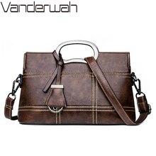 Vintage en cuir Sac à bandoulière sacs à main pour femmes 2020 concepteur femmes sacs à bandoulière Sac dames sacs à main de haute qualité