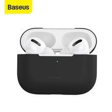 Baseus – étui Airpods Pro Bluetooth sans fil, housse pour écouteurs Apple