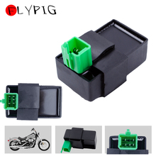5 Pin CDI Box Ignition One Plug for Honda XR CRF 50 70 90 110 125cc 4 Stroke Dirt Pit Bike ATV Quad Go Kart Taotao Kazuma Sunl