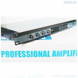 Image 4 - MiCWL – amplificateur de puissance numérique à 4 canaux, 5200W, karaoké, Studio, Microphone Audio, haut parleur de nouvelle génération, ampli 2600W, 2 canaux