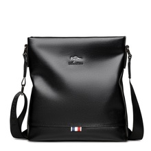 New Luxury Brand Casual Male Messenger Bags Leater Shoulder Bag