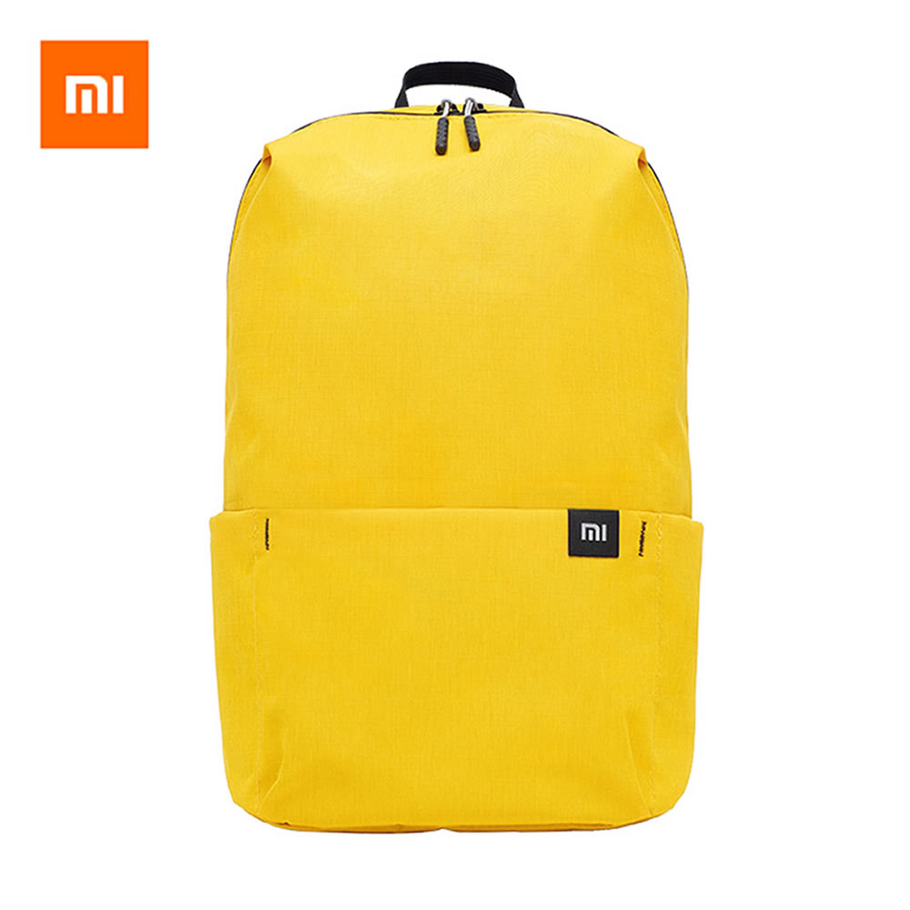 Original Xiaomi Mi Backpack 7L/10L/15L/20L Waterproof Colorful Daily Leisure Urban Unisex Sports Travel Backpack Dropshipping
