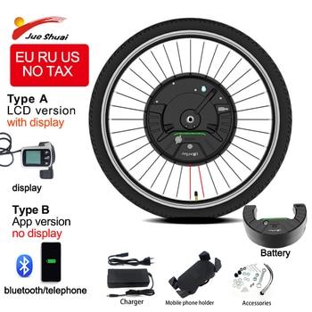 IMotor Kit de conversión de Bicicleta eléctrica Motor de cubo sin escobillas...