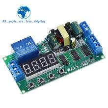 TZT IO23B01 AC 110V 220V konwerter wielofunkcyjny przekaźnik czasowy Timer cyklu PLC moduł opóźnienia wyłącznik czasowy