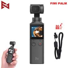 FIMI PALM Camera 3 Axis 4K HD Palmare Giunto Cardanico Della Macchina Fotografica Stabilizzatore solo 120g e 128 ° Ampio angolo di Smart Pista Built in Wi Fi di Controllo