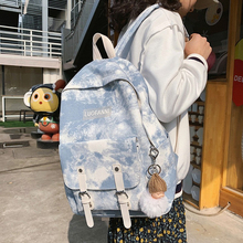 2020 Washable/eusable Women's Backpack Suitable for School girls Bookbags Large Capacity Rugged travel backbags good quality bag