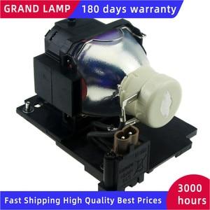 Image 3 - DT01022 / DT01026 совместимая лампочка для проектора, лампочка для HITACHI CP RX78/ RX78W/ RX80/ RX80W/ED X24Z с корпусом HAPPY BATE