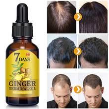7 gün zencefil Germinal Serum özü yağ kaybı tedavisi sağlıklı saç özü saç büyüme 30ML saç koruma yağı zencefil gr G1H9