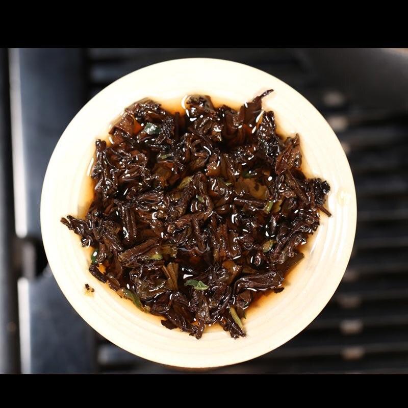Small Yunnan Ripe Tea Pu-Erh Mini Tea 500g/One Box 3