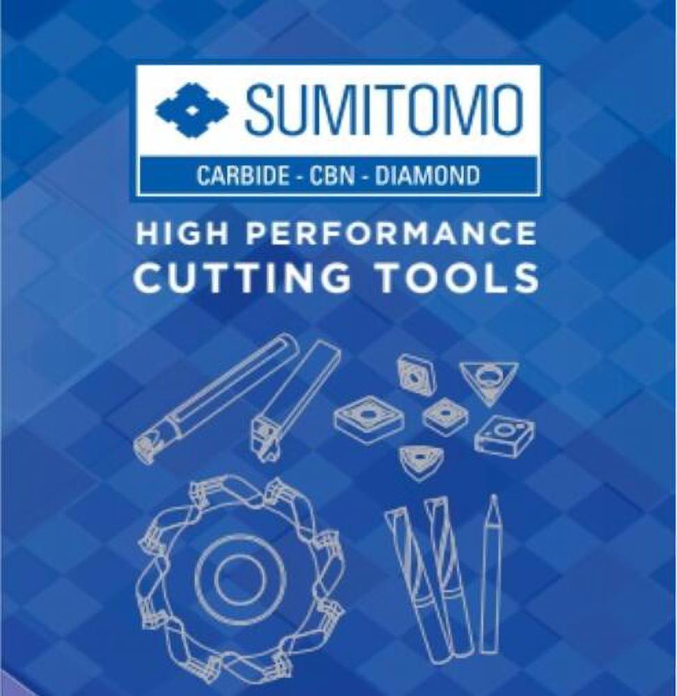TNMG160404N-EX AC510U 100% Original SUMITOMO Brand With The Best Quality 10pcs/lot Free Shipping