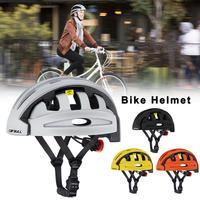 MTB Bike Urban Commuter Cycling Helmet With Rear Light Led For Men Women Electric Scooter Balance Bike 55 59cm