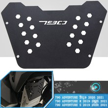 New 790Adventure 790ADV R/S Motorcycle Cover Crap Flap Protection For 790 ADVENTURE R S 2019 2020 2021 Engine Guard Protector