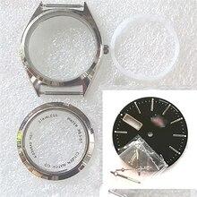 36ミリメートルスチールの時計ケース時計バックカバースペアパーツ8200ムーブメントアクセサリー