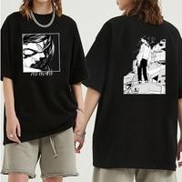 Camiseta de Los Vengadores de Tokio para hombre y mujer, camisa Baji Keisuke, estilo Anime, ropa suelta