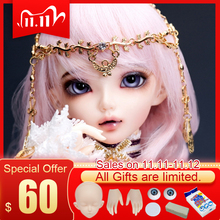 ตุ๊กตาBJD 1/4 Minifee Chloe Sarang Mirwen Fairylandตุ๊กตาBluefairy Littlemonica Oueneifs Luts Delf