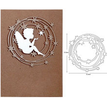 Штампы на заказ милый Рождественский олень металлические штампы