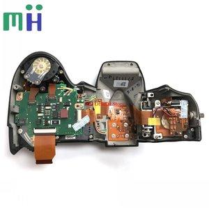 Image 2 - עבור ניקון D610 למעלה כיסוי מקרה פגז עם פלאש לוח למעלה LCD כפתור להגמיש כבל מצלמה תיקון חלק החלפת יחידה