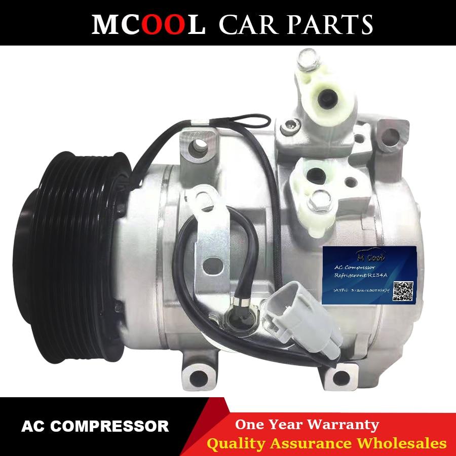 Pour 10s20c voiture AC compresseur Toyota Tundra 5.7 157325 20-22062-am 883200c130 711307216390