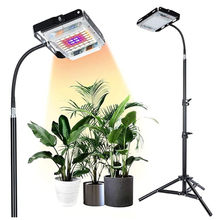 Full Spectrum LED Grow Light With Tripod Stand Adjustable Floor Lamp 150W Phytolamp For Indoor Plant Flower Seedling EU US Plug