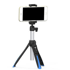 Image 1 - Benro Bluetooth Selfie Stick Tripod Monopod Self portrait Vlog Live Stick for iPhone 11Huawei Gopro Hero Osmo Action
