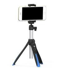 بلوتوث Benro Selfie عصا ترايبود Monopod الذاتي صورة Vlog لايف عصا آيفون 11 هواوي Gopro بطل أوزمو العمل