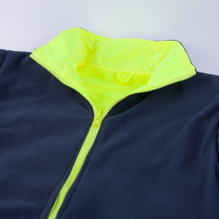 Image 5 - EN471 ANSI/SEA 107 AS/NZS  Hi vis waterproof 5 in 1 jacket with reflective tape safety workwear winter jacket-in Safety Clothing from Security & Protection
