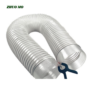 inner Diameter 55mm Original OEM Industrial vacuum cleaner bellows,straws,thread Hose,soft pipe,durable for Cyclone SN50T3