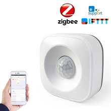 Detector Motion-Sensor Burglar-Alarm-Sensor Security Wireless Zigbee Pir Ewelink Powered