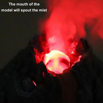 Symulacja erupcja wulkanu Model wulkan parowy modele nauka odkrywanie edukacyjne zabawki dla dzieci prezenty urodzinowe dla dzieci dyplomatyczne tanie i dobre opinie CN (pochodzenie) MATERNITY